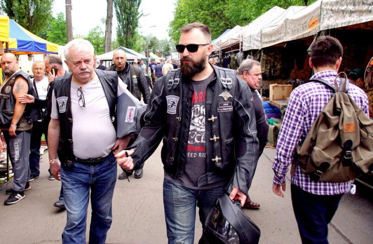 Moto Weteran Bazar w Łodzi