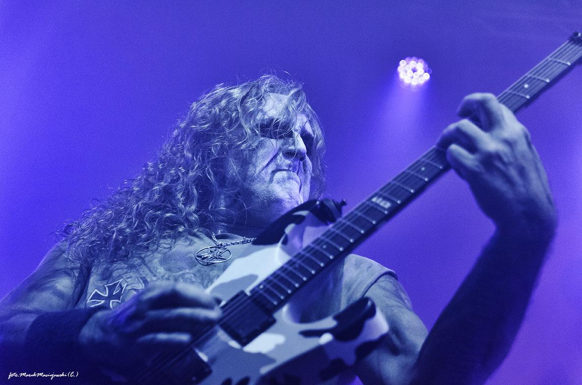 Koncert Vader i Marduk w klubie Magnetofon