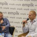 """Karol Bielecki """"Wojownik"""" w Empik Manufaktura - Łódź"""