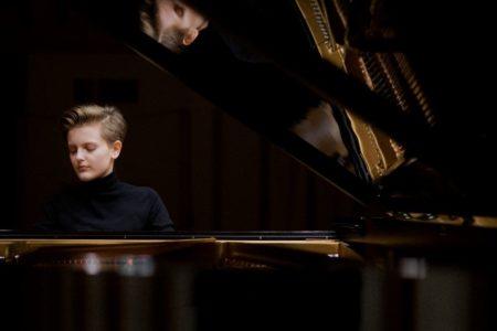 Rozalia Kierc koncert w ramach Fortepiany Wolności