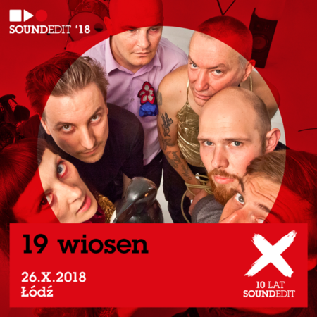 Soundedit 2018 - 19 Wiosen