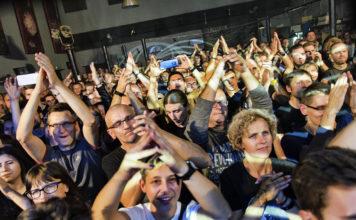 Koncert Riverside - Łódź, Magnetofon