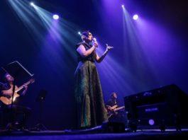 Fábia Rebordão zagrała koncert w Wytwórni