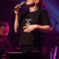 Aga Zaryan koncert High and low w łódzkim klubie muzycznym Wytwórnia