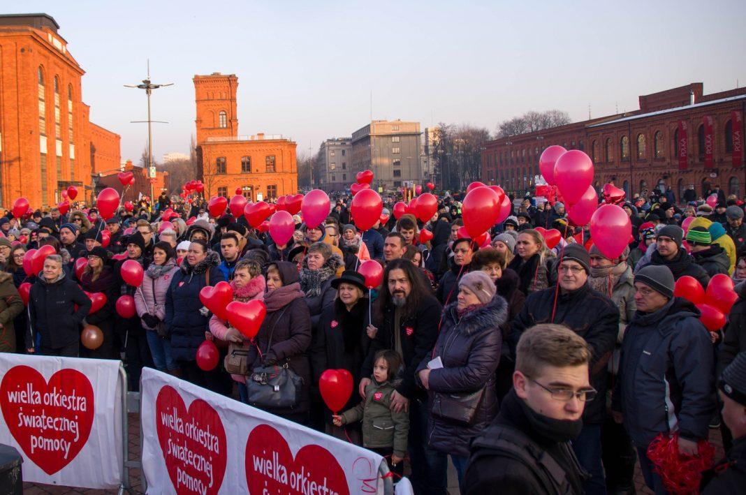 Murem za Jurkiem - Łódź, Manufaktura
