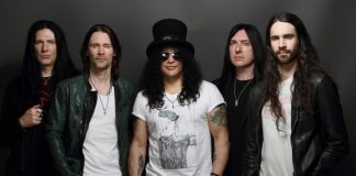 Koncert Slash,Myles Kennedy, The Conspirators