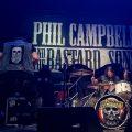 Phil Campbell fot. Romana Makówka