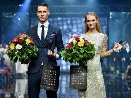 Zosia Walczak i Oskar Iński wygrali The Look Of The Year Polska