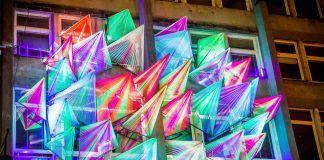 Light Move Festival 2019 - Festiwal Światła w Łodzi