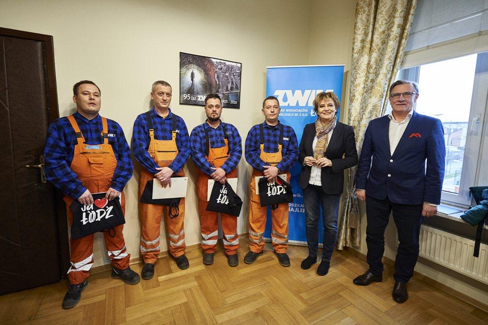 ZWiK w Łodzi odnalazł truciciela rzeki Olechówki