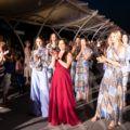Pokaz mody Patrycji Plesiak - Fugiel w Konstantynowie Łódzkim
